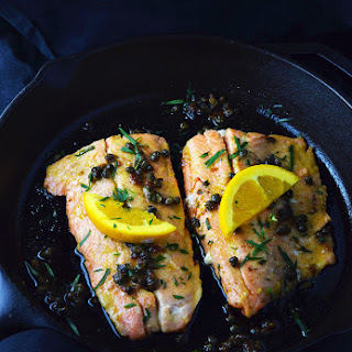 Brown Butter Trout Recipes