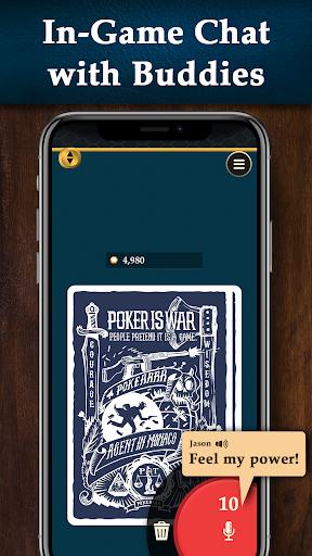 Pokerrrr2: Poker with Buddies - Multiplayer Poker 3.8.10 screenshots 4