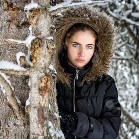 by Ivelin Zhelyazkov - People Portraits of Women (  )