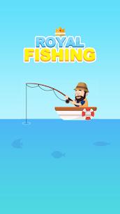 Royal Fishing – Addictive Fishing Game 2