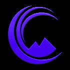Grasp Purple Icon Pack icon