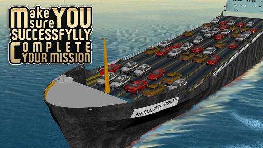 貨物船カートランスポーター3D
