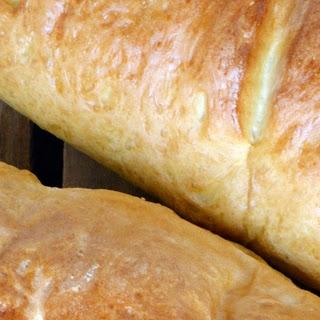 Soft & Chewy Italian Bread.
