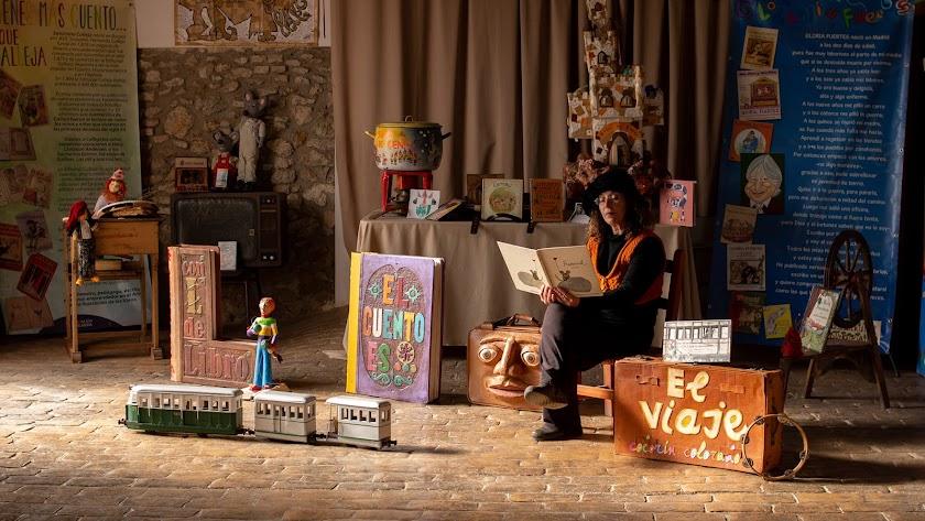 Compañía Colorín, Colorado creadores de un Museo dedicado al libro.