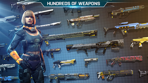 Shadowgun Legends 0.2.1 screenshots 2