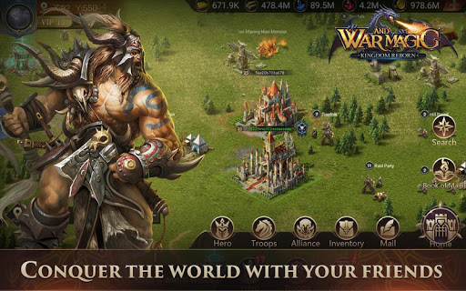 War and Magic: Kingdom Reborn 1.1.117.106307 screenshots 4