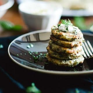 Easy-Peasy Zucchini Blinis