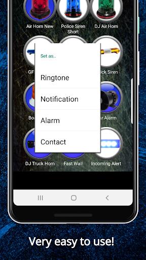 Siren Ringtones screenshot 2