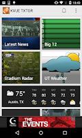 Screenshot of KVUE Texas Tailgaters