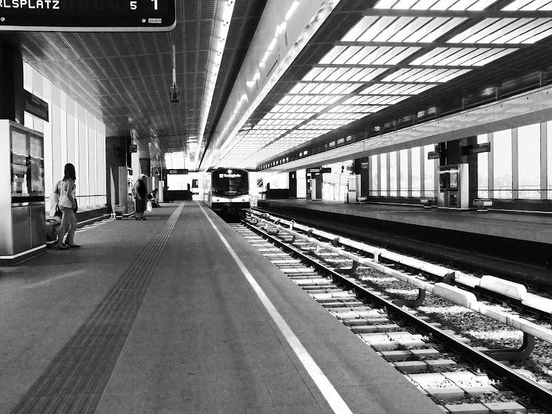 Stazione di Giò Volpi
