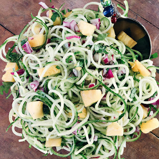 Pineapple Cilantro Salad Recipes