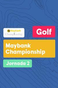 European Tour. Maybank Championship Malaysia. Jornada 2