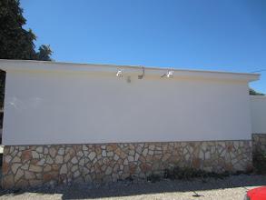 Photo: Bočna fasada gotova