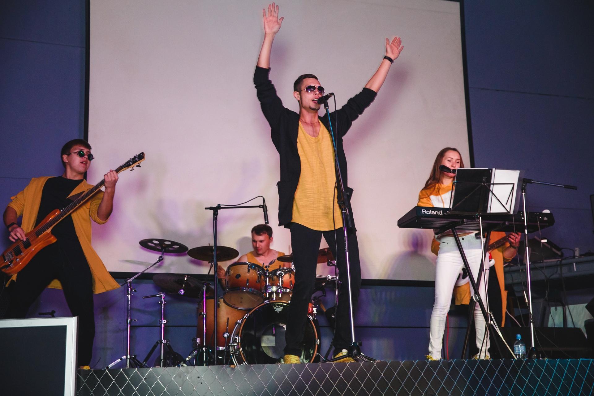 Группа «Cover Brand» в Самаре
