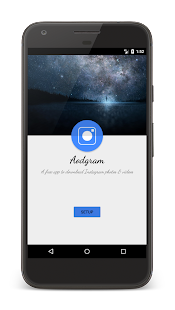 Aodgram - náhled