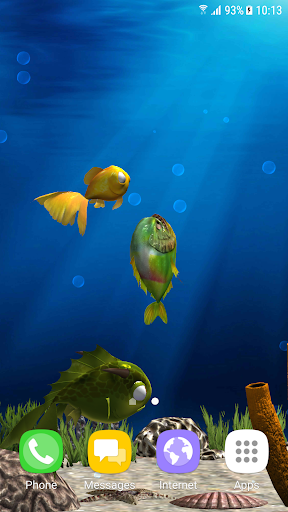 Aquarium Fish 3D Wallpaper 1.0.6 screenshots 1