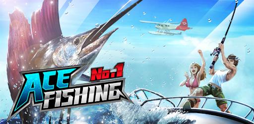 Kết quả hình ảnh cho Ace Fishing: Wild Catch