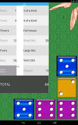 Yatzy Blast screenshot 5