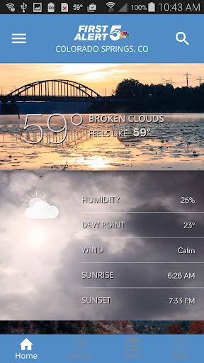 First Alert 5 Weather App Apk 1