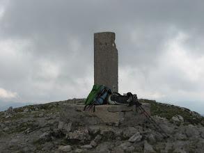 Photo: cima del Monte Nevoso (monte Snežnik)