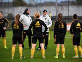 Eerste training(en) achter de rug voor Red Flames in aanloop naar Litouwen