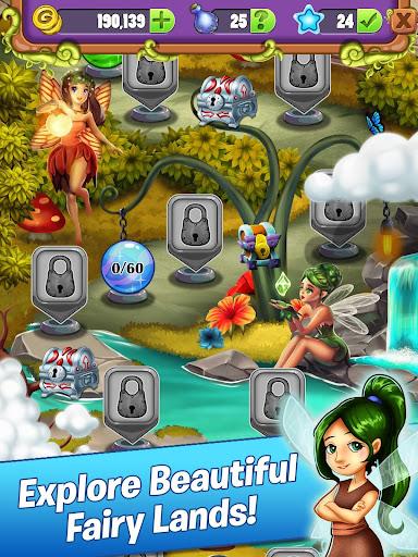 Mahjong Magic Lands: Fairy King's Quest 1.0.33 screenshots 10