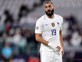 Karim Benzema connait sa peine