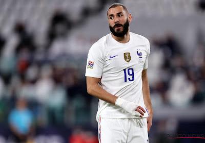 Karim Benzema évoque le Ballon d'Or