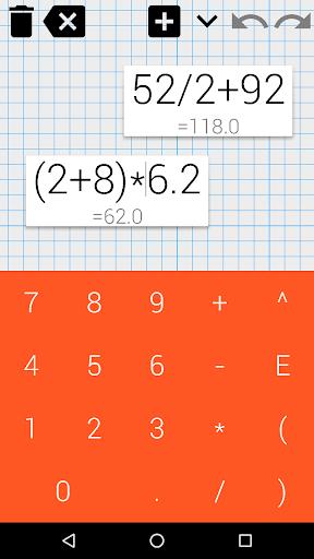 Sandbox: Gesture Calculator