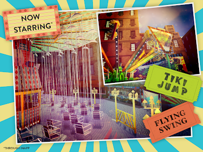 Funfair Ride Simulator 3: Control fairground rides- screenshot thumbnail
