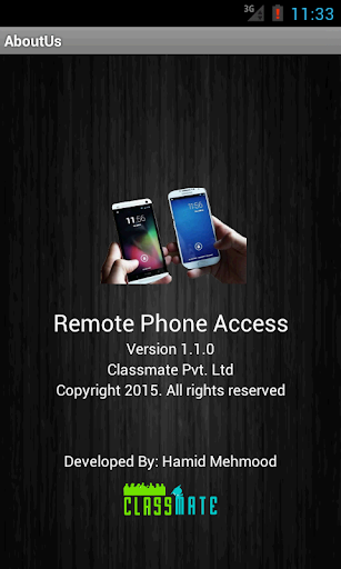 Remote Phone Access