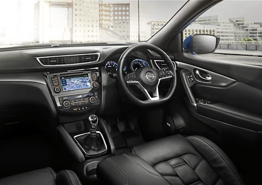 The interior gets material upgrades as well as new seats and steering wheel. Picture: MOTORPRESS