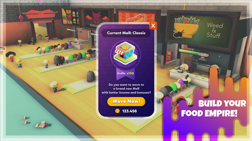 Idle Food Court - screenshot