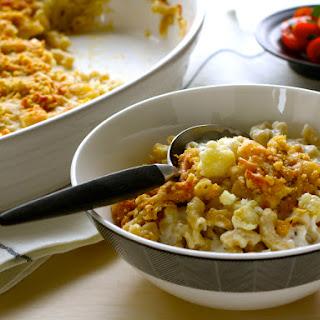 Cauliflower Macaroni & Cheese