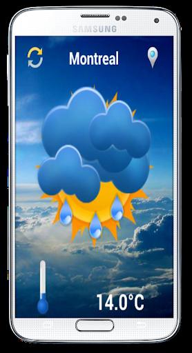 Weather Radar Live  screenshots 7