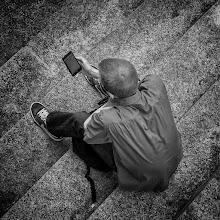 Photo: /////  #street #streettogs #streetphotography #shootthestreet #blackandwhite #bw #monochrome