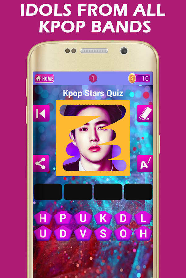 Kpop idol dating quiz