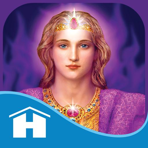 Ascended Masters Oracle Cards 生活 App LOGO-APP試玩