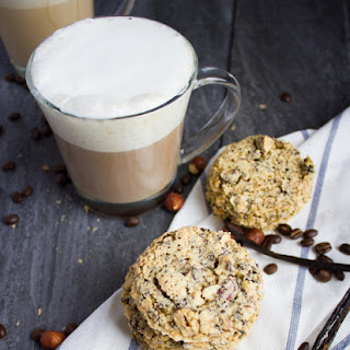 Coffee Bean Crunch Italian Cookies.