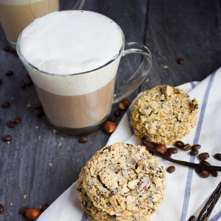 Coffee Bean Crunch Italian Cookies