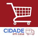 Cidade em Casa - Supermercado Online icon