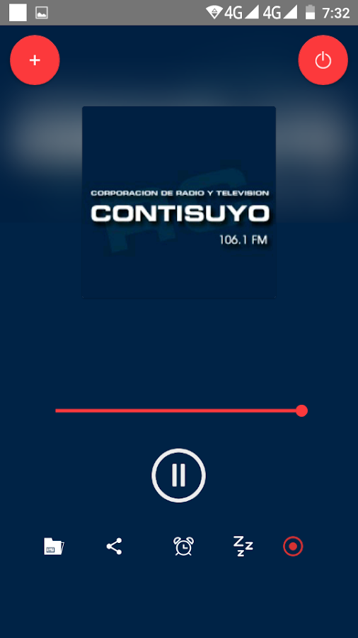 Radio Contisuyo Moquegua- screenshot