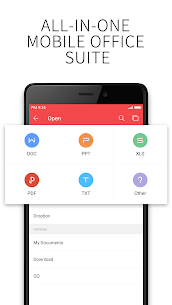 WPS Office – Word, Docs, PDF, Note, Slide & Sheet Mod 11.3.2 Apk [Ads Free/ Feature listed] 2