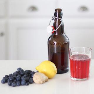 Ginger Berryade Kombucha Recipe