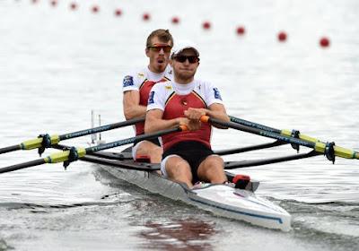 Nieuwe kans op medaille? Olympische finale voor Tim Brys en Niels Van Zandweghe in lichte dubbel-twee