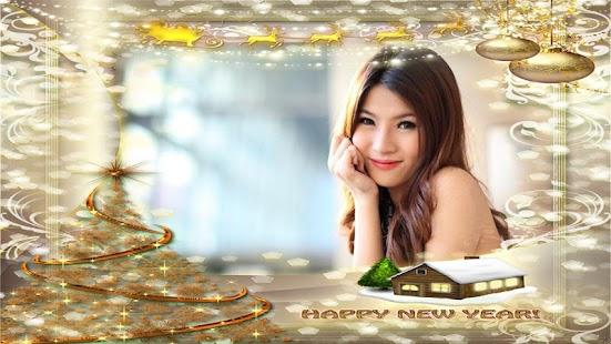 Happy New Year Photo Frames screenshot