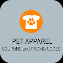 Pet Apparel Coupons - I'm In! icon