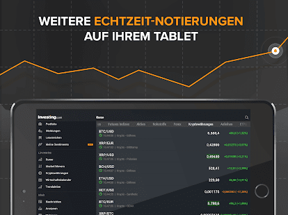 Aktien, Forex: Portfolio & News Screenshot