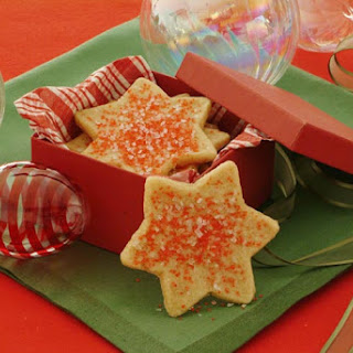 Old Fashioned Short Bread Cookies.