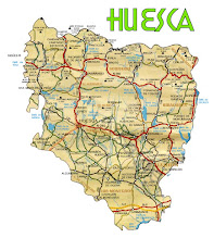 Photo: HUESCA - Mapa Base